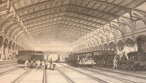 Brunel's Train Shed